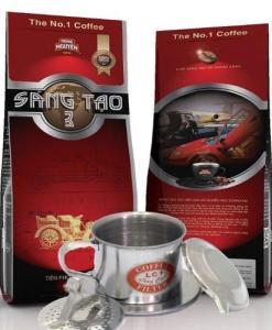 Trung Nguyen Ground Coffee Creative 03