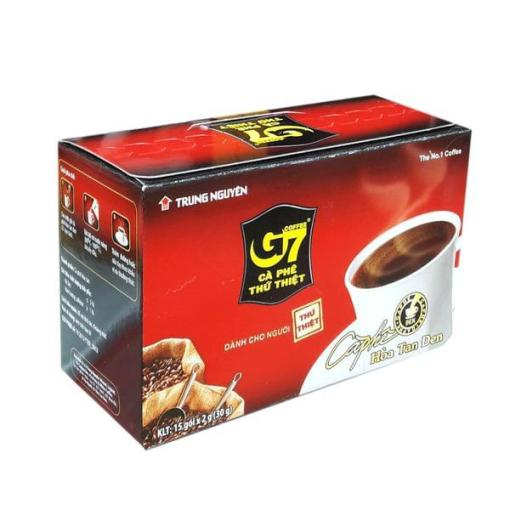 G7 Trung Nguyen Instant Black Coffee