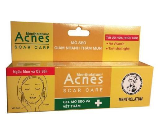 Acnes Mentholatum anti-cicatrice
