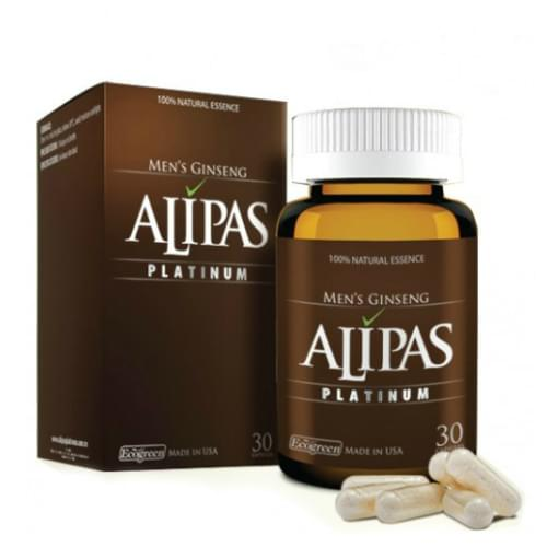 Alipas Ginseng Platinum Ecogreen 1
