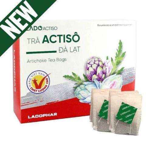 Artichoke Teabag Ladophar