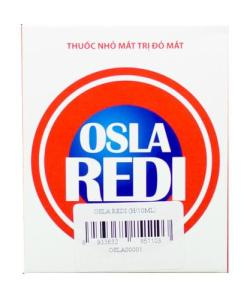 osla eye drops redi 10ml itchiness redness hien thao