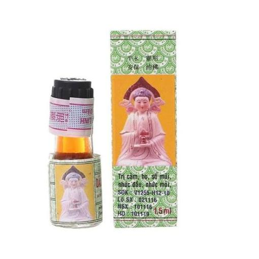Phat Linh Medicated Oil