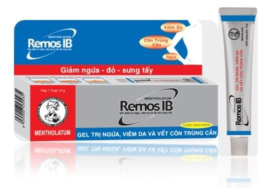 Remos IB Mentholatum 3