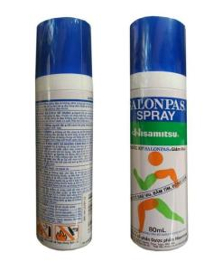 Salonpas Hisamitsu Spray