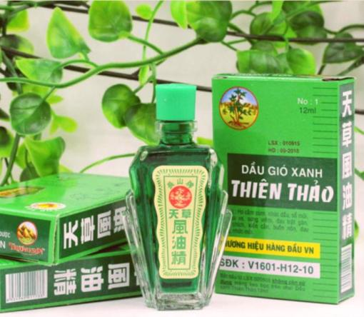 thien thao 12ml medicated oil