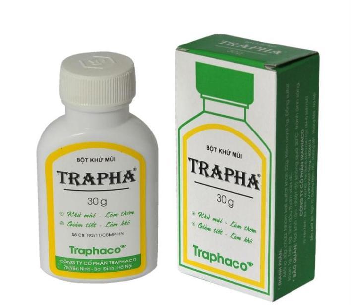 Traphaco Topical Powder Deodorant 2