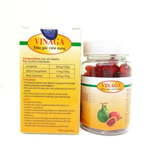 Vietnam Gac Fruit Oil