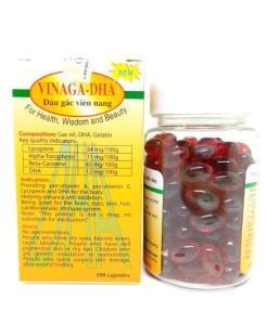 Capsule d'huile Vietnam Gac Vinaga DHA 1