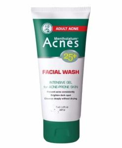 Acnes Facial Wash Mentholatum Intensive Gel