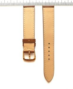 Brown-Cowhide-Wrist-Watch-Strap