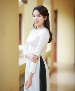 The Vietnam Ao Dai With Skirt