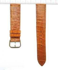 Crocodile Wrist Watch Strap 20mm