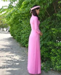 online-shopping-vietnamese-ao-dai-pink