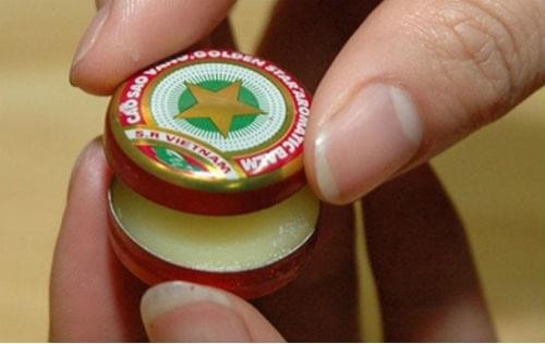 Vietnam Golden Star Balm