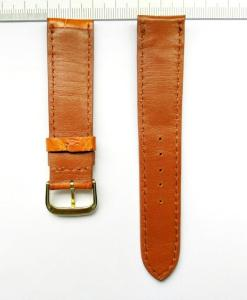 crocodile-watch-straps-20mm-yellow-brown