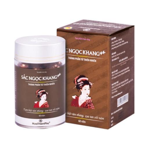 Sac Ngoc Khang Plus Pigmentation