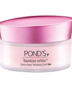 Ponds Soft Gel Flawless White Dewy Rose 2