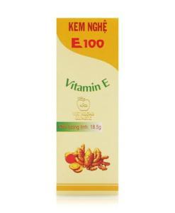 Turmeric Cream Vitamin E Scar Care