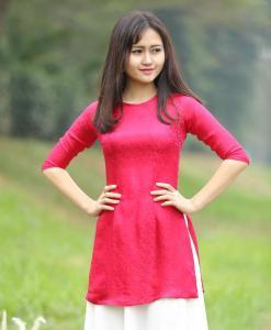 Ao Dai Cach Tan Van Phuc