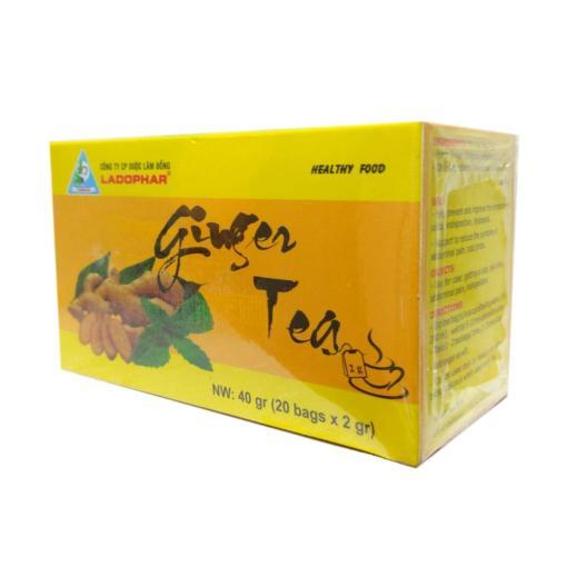 Ginger Tea Ladophar