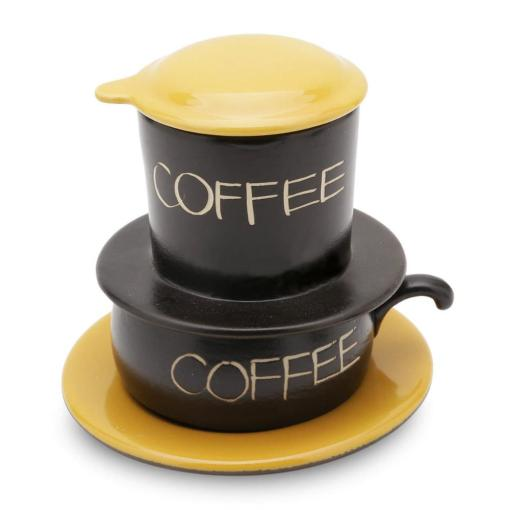 Gravity Ceramic Coffee Filter Bat Trang