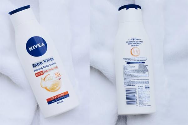 Nivea Extra White Firming 3