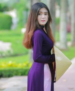 Vietnam Shopping Online Clothes Ao Dai
