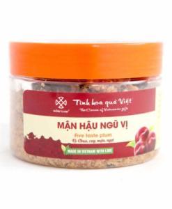 Hong Lam Five Taste Plum Sour Sweet Vietnamese Gift