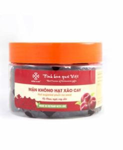 Hong Lam Hot Sugared Plum No Seed Sour Sweet