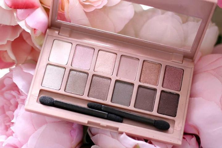 Maybelline The Blushed 3