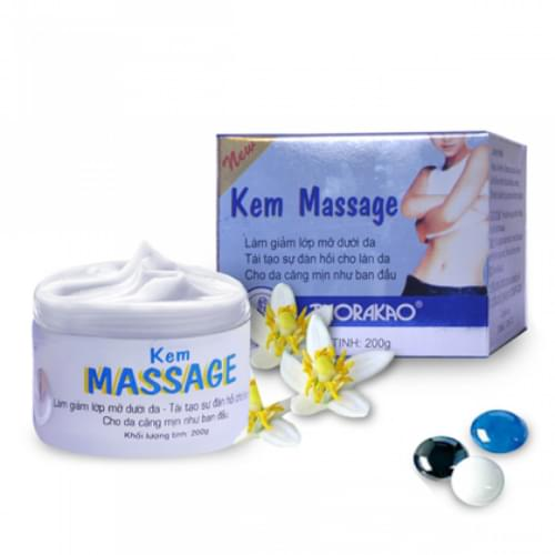 Thorakao Massage Cream 2