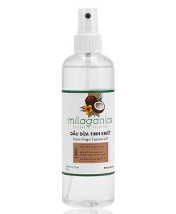 Milaganics Coconut Oil
