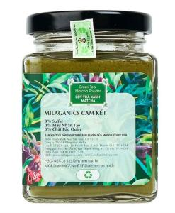 Milaganics Green Tea Matcha 2