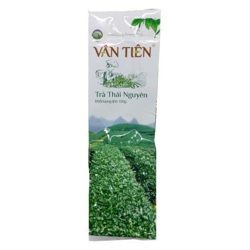 Thai Nguyen Oolong tea