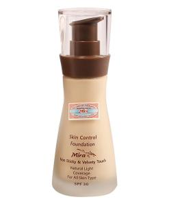 Mira Skin Control Foundation