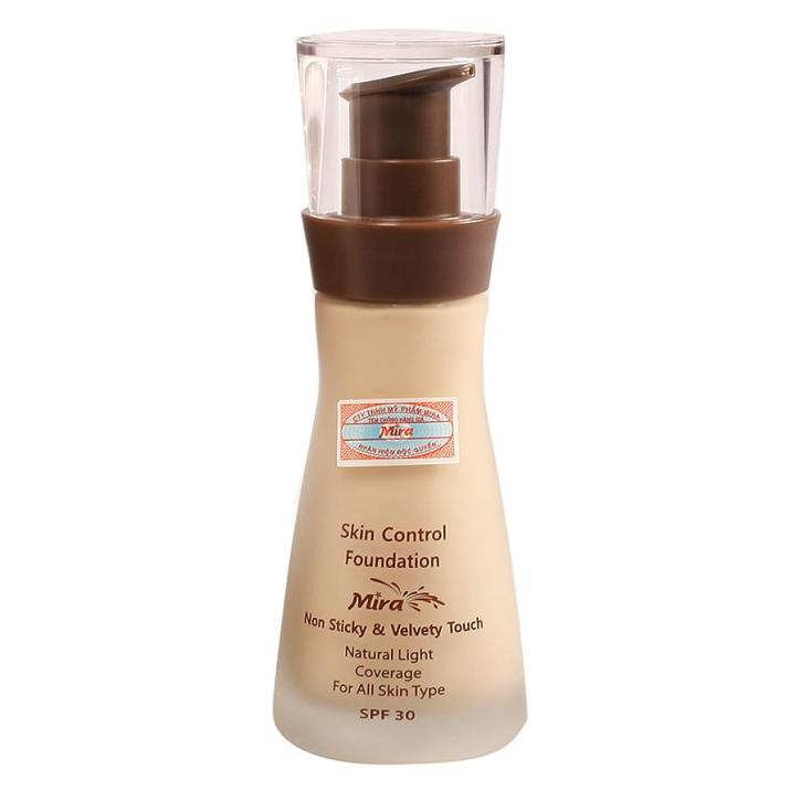 Mira Skin Control Foundation