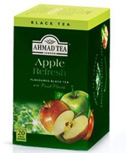 Ahmad Apple Refresh Black Tea