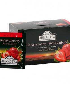 Ahmad Black Tea Strawberry 2