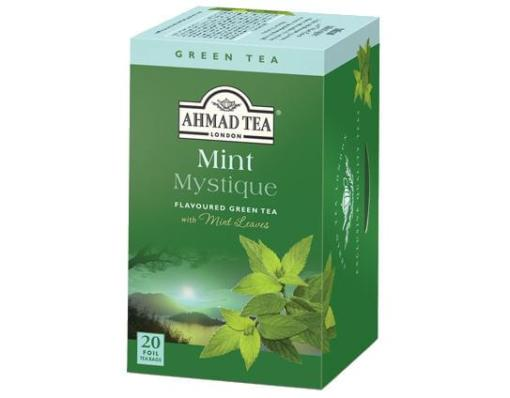 Ahmad Green Tea Mint Mystique