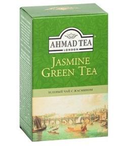Ahmad Jasmine Green Tea Pure 2