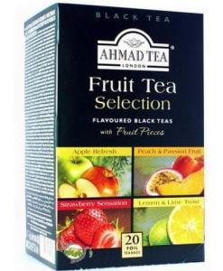 Ahmad London Flavoured Black Teas