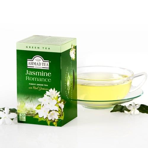 Ahmad London Green Tea Jasmine 2