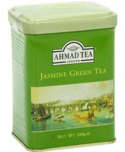 Ahmad London Jasmine Green Tea Natural