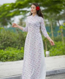 Ao Dai Tailor Made 2018 Collection 4