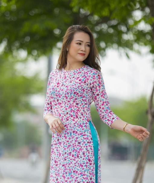 Ao Dai Vietnam New Collection