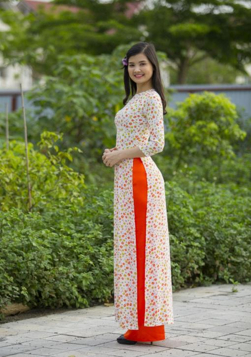 Vietnam Ao Dai New Collection 2018 Custom Made 4