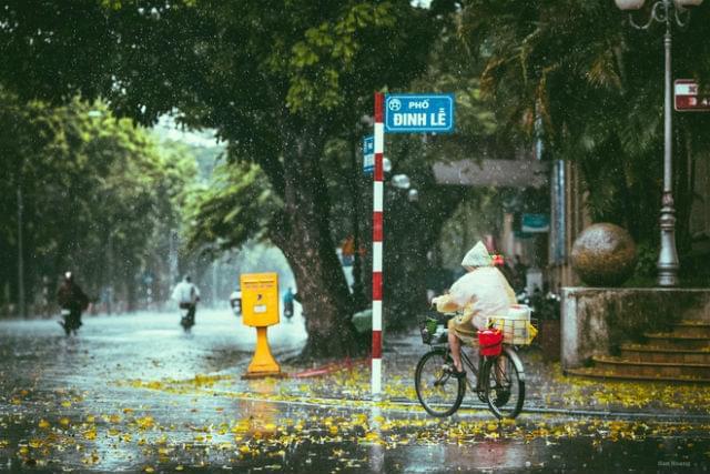 vietnam images in the raining season 2