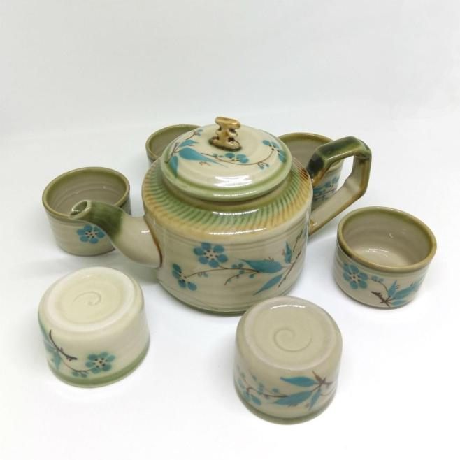 Vietnam Tea Set Pottery 4