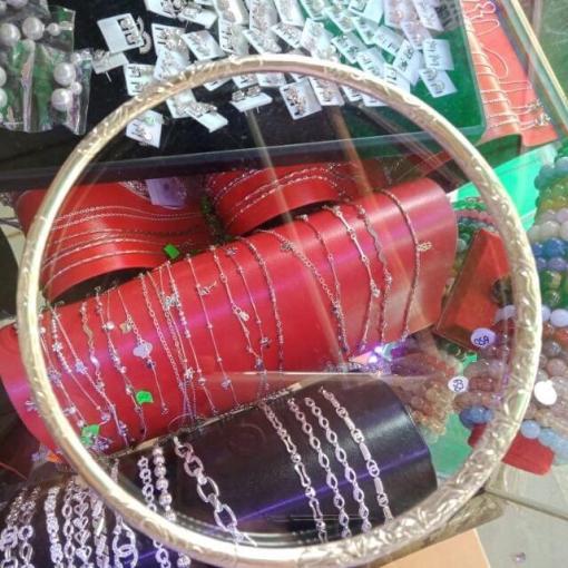 Pure Silver Necklace Vietnam 1